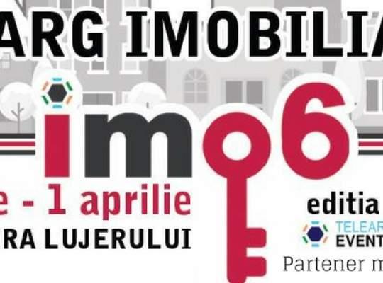 Titirez.ro va invita la targul imobiliar IMO6 - 30.03-01.04.2018