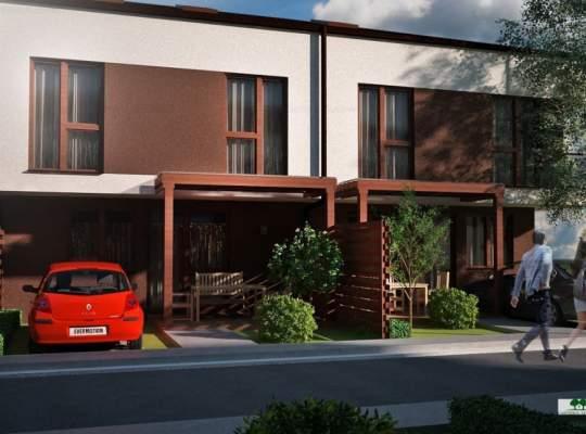 Ansamblul Cartierul Austriac - vile noi in zona Titan la pretul unui apartament!