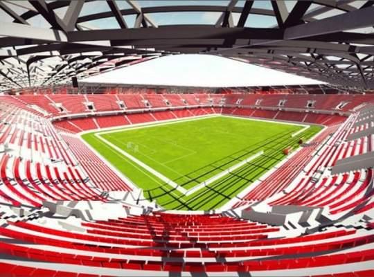 Stadionul Dinamo ar putea fi reconstruit dupa proiectul stadionului Ion Oblemenco din Craiova