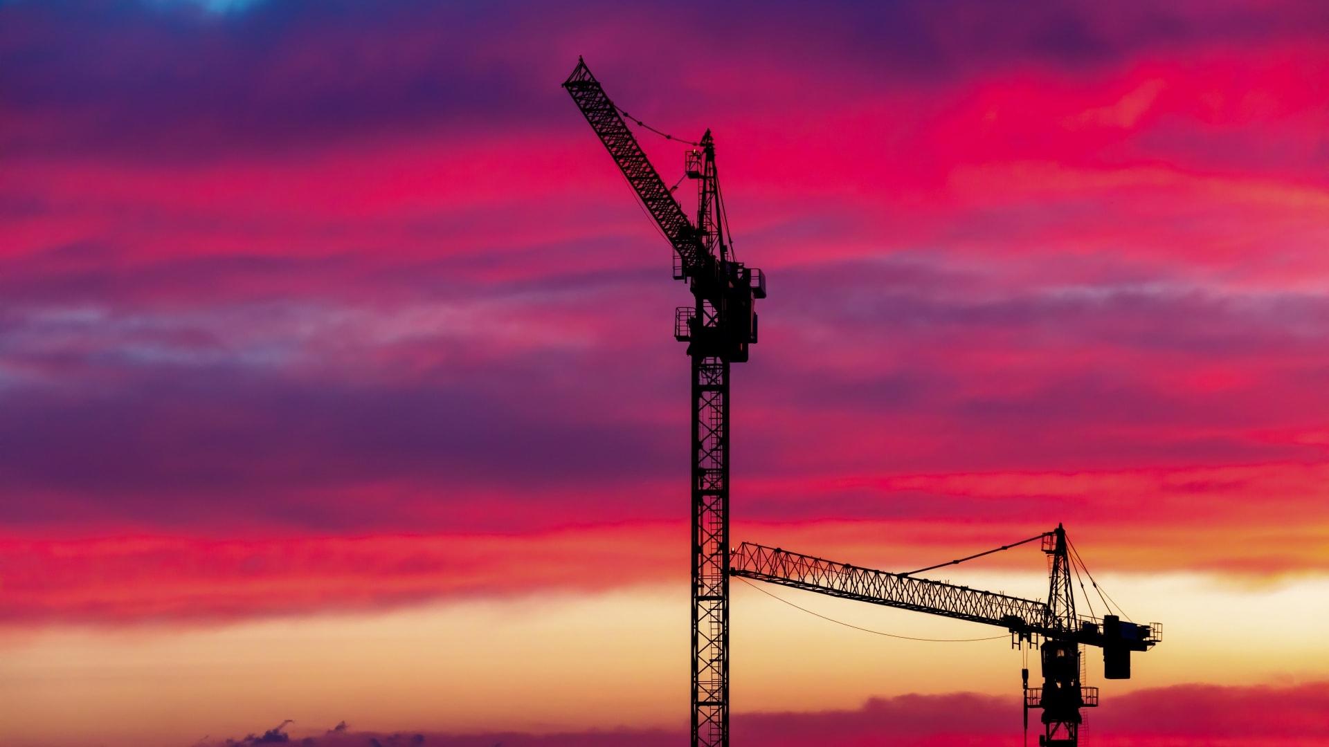 Vesti bune pentru piata de constructii din Romania! Pentru a treia luna consecutiv,  cea mai mare crestere din Europa