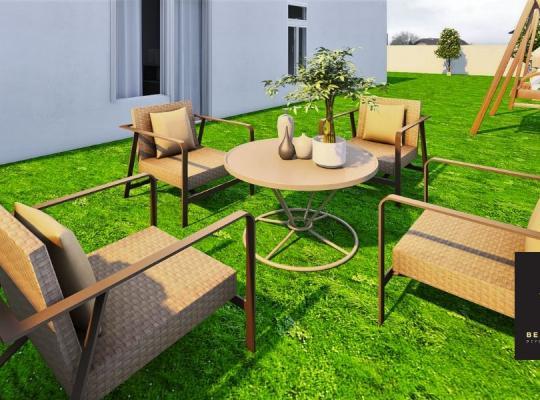 Apartamentele cu gradină mare, în mijlocul naturii - soluția perfectă pentru noile nevoi ale cumparatorilor!